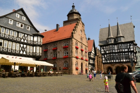 Alsfeld, Fairy Tale Route, Brother's Grimm, Germany