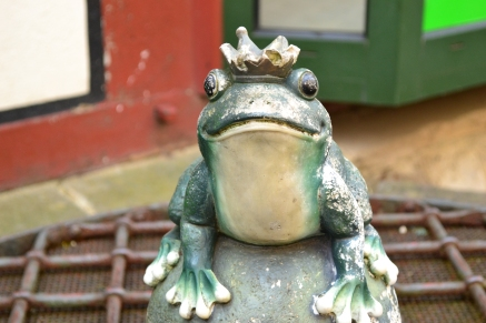 Frog Prince, Alsfeld, Germany's Fairy Tale Route