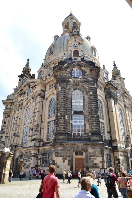 Frauenkirche, Dresden, Saxony, Germany