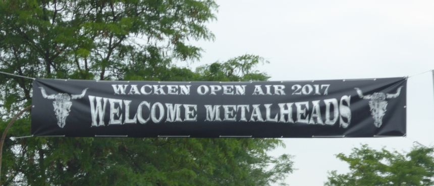 Welcome to Wacken Open Air Metalheads