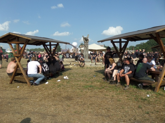Wacken Open Air, Viking Village