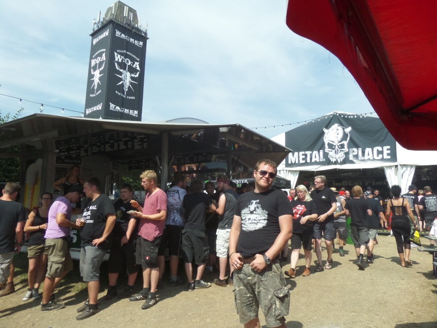 Metal Place, Wacken Open Air, Wacken Festival, Germany