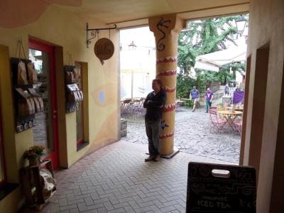dresden neustadt kunsthofpassage