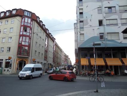 Neustadt, Dresden, Saxony, Germany
