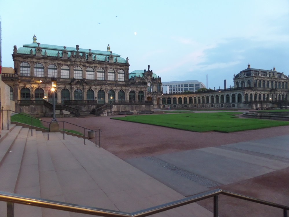 Zwinger Palace, Dresden, Saxony, Germany