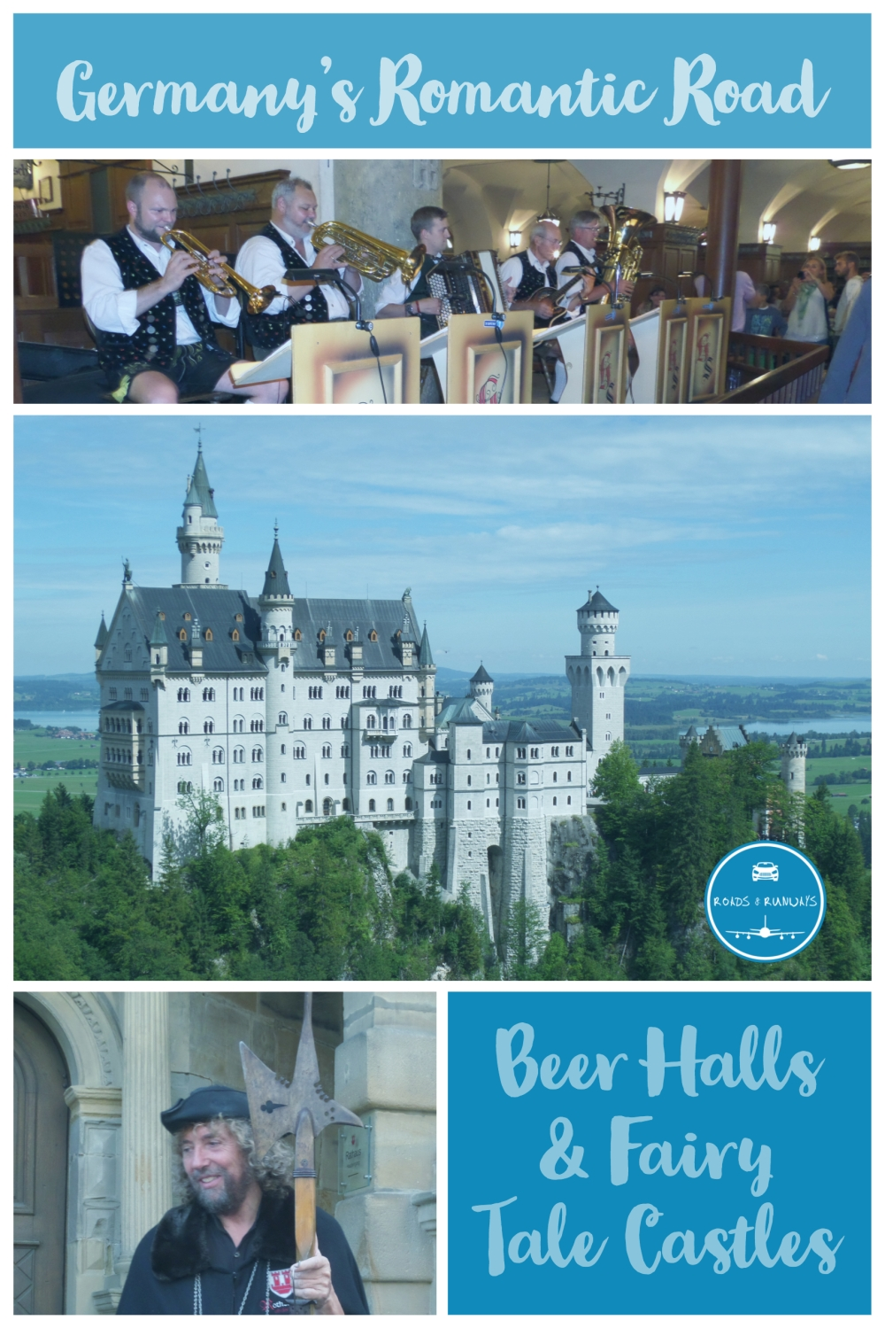 Germany's Romantic Road, Beer Halls & Fairy Tale Castles