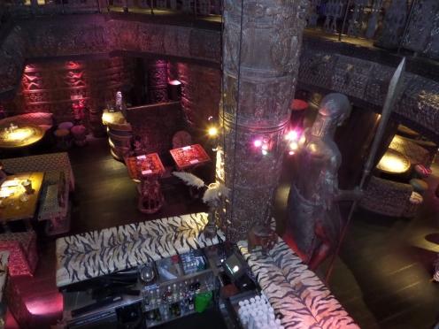 Shaka Zulu Camden Town interior