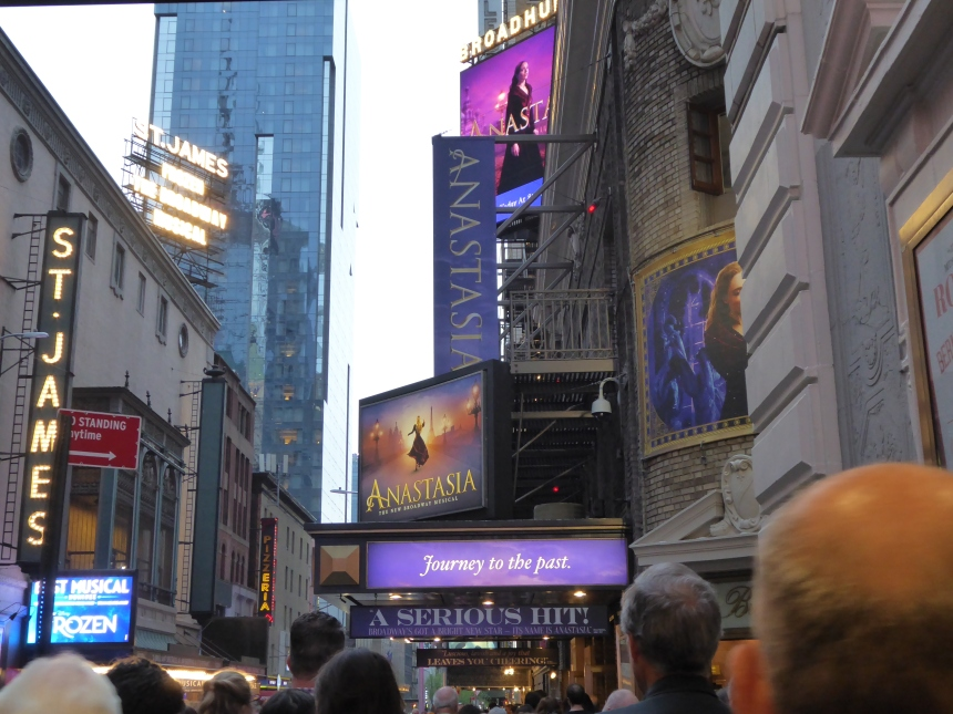 Broadhurst Theatre New York City