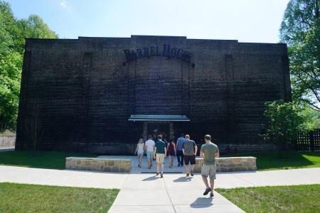 Jack Daniel Barrel House