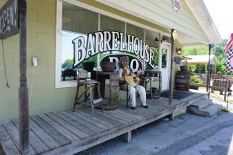 Barrel House BBQ in Lynchburg TN