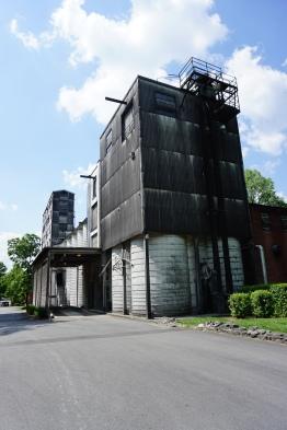 Jack Daniel's distilling houses