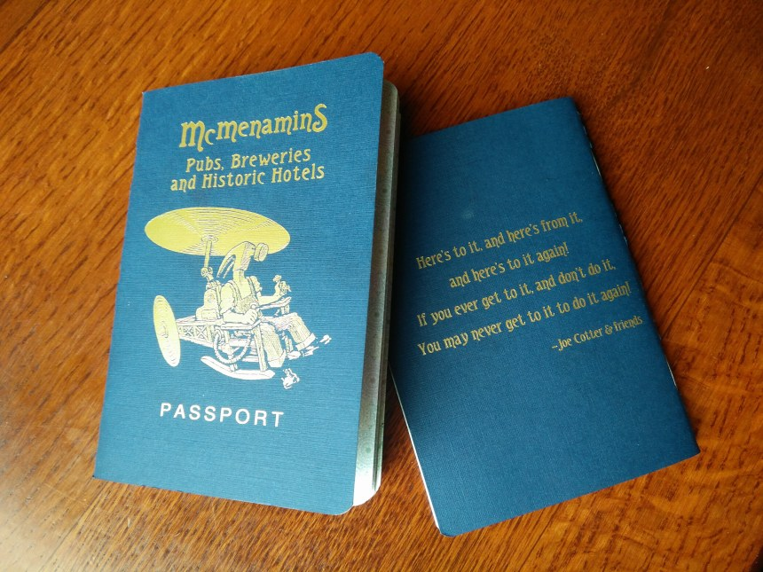 McMenamins Passports